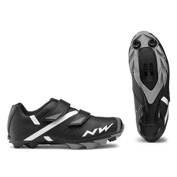 Cipő MTB ELISIR 2 41,5 női, fekete - NORTHWAVE