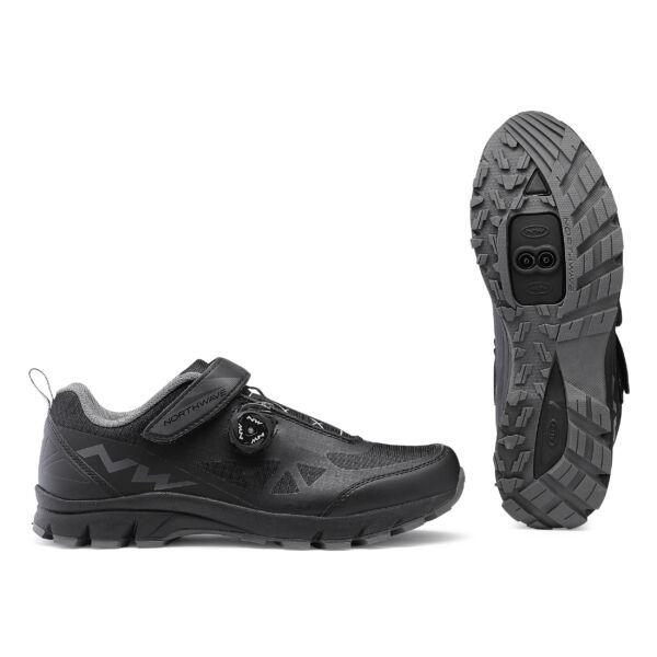 Cipő ALL TER. CORSAIR 50 fekete - NORTHWAVE