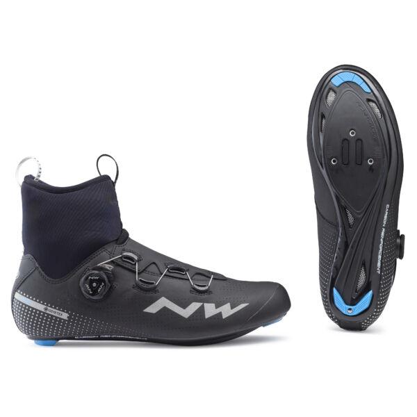 Cipő ROAD CELSIUS R ARCTIC GTX 45, téli, fekete - NORTHWAVE