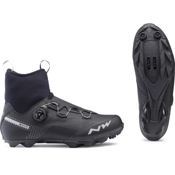 Cipő MTB CELSIUS XC GTX 42 téli, fekete - NORTHWAVE