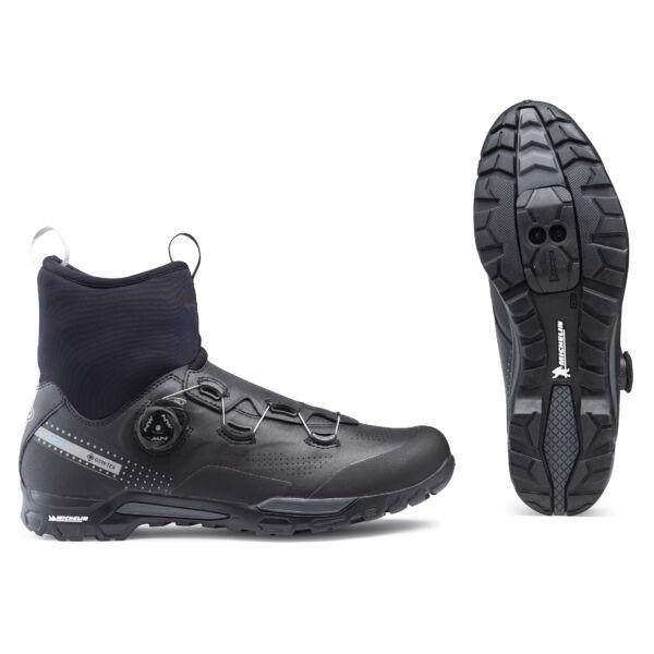 Cipő MTB X-CELSIUS ARCTIC GTX téli, fekete - NORTHWAVE