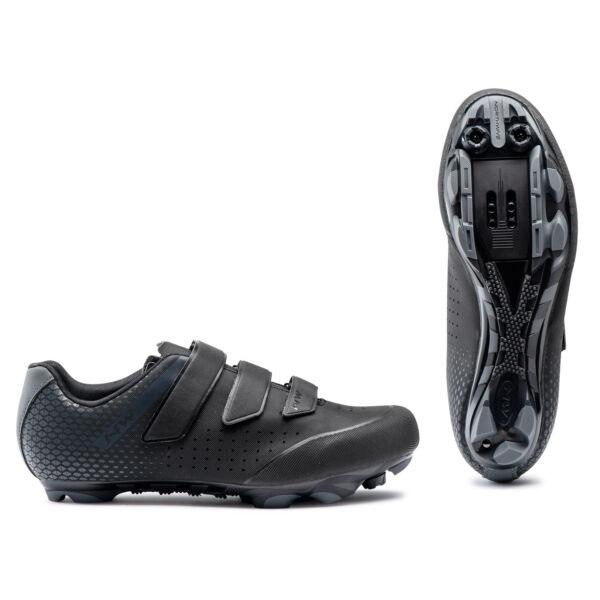Cipő MTB ORIGIN 2 40,5 fekete/antracit - NORTHWAVE