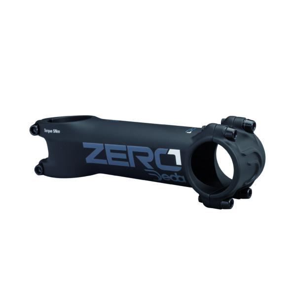 Kormányfej Zero1 31.7x120mm 84 feketén fekete (BOB) - DEDA